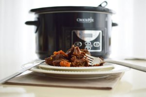 Vita brezata la slow cooker Crock-Pot 4.7L Digital
